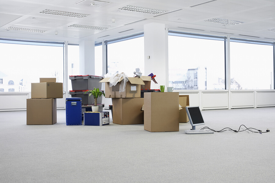 Moving to a New Office: Your IT Checklist
